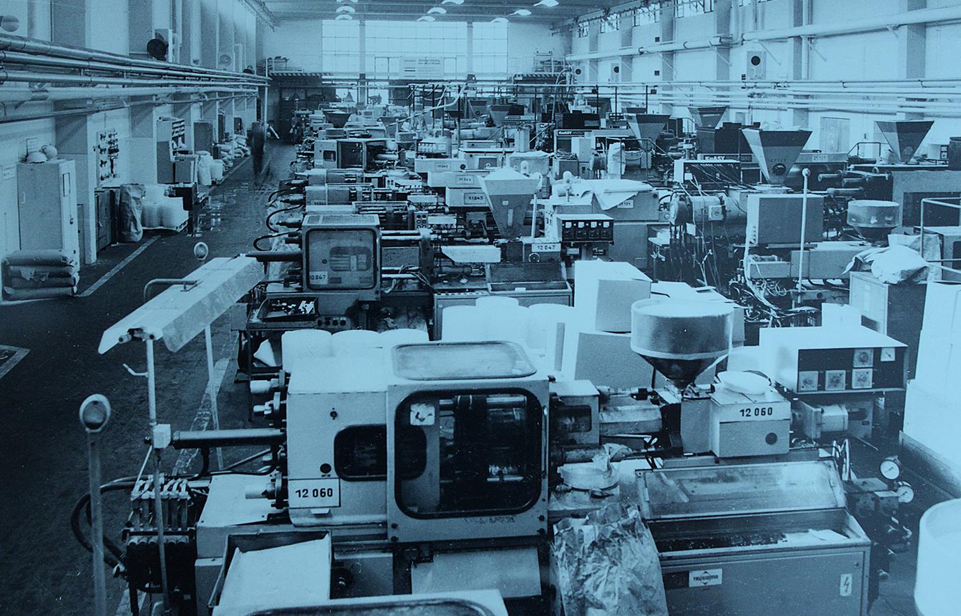 Primed®-Firmenchronik