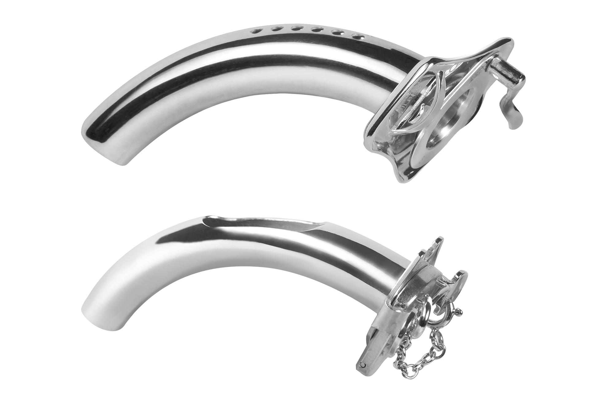 SILVER Trachealkanülen mit 1 Innenkanüle (mit Sprechoption)