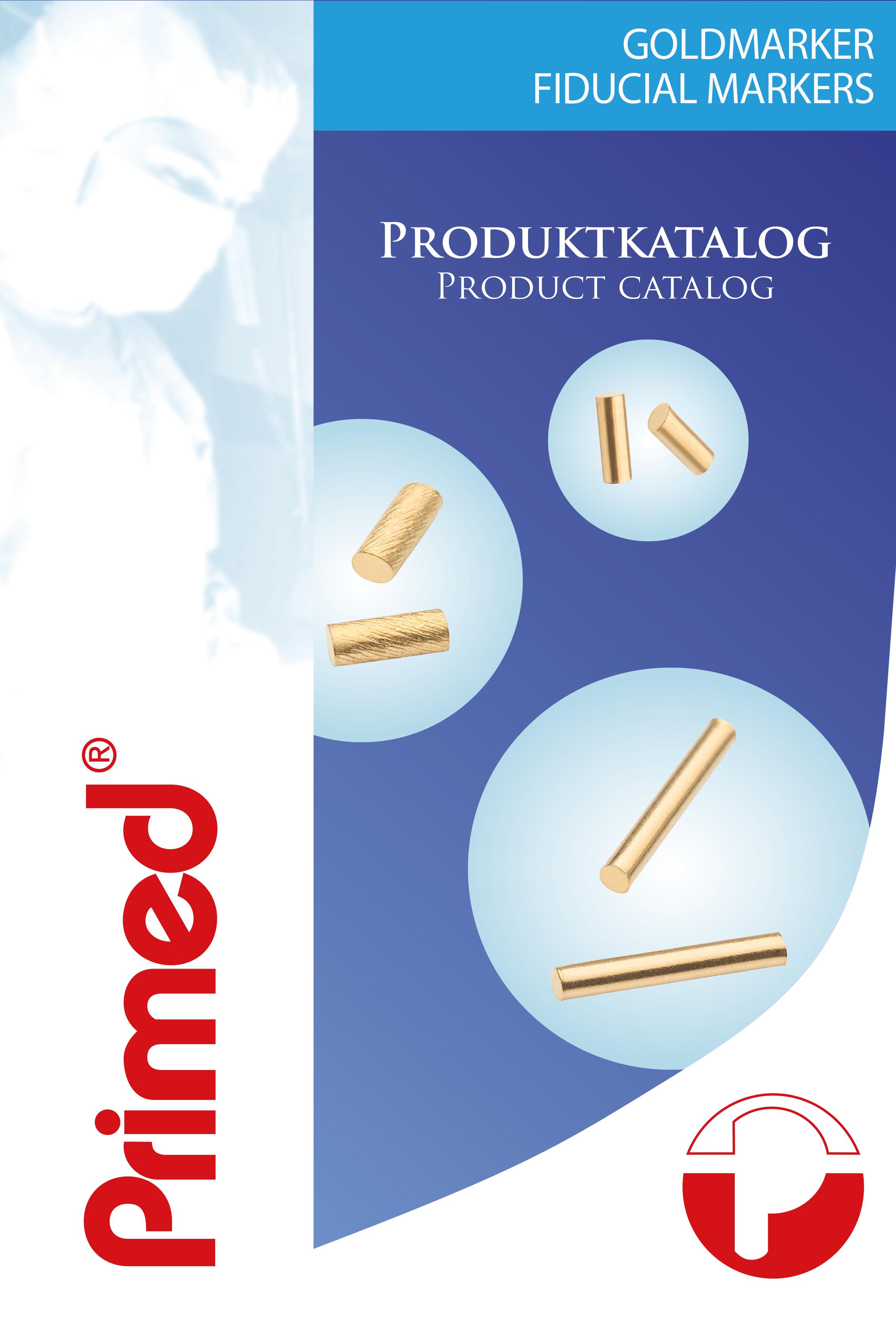 GOLDMARKER/STRAHLENTERAPIE Katalog